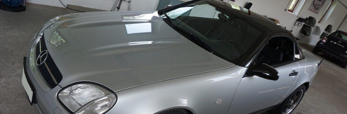 Mercedes-Benz SLK Cabriodach